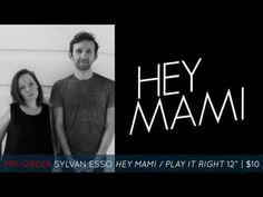 Sylvan Esso - Hey Mami (Audio) A FUN little song..........