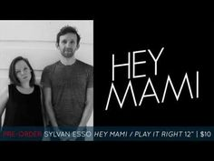 Sylvan Esso - Hey Mami (Audio) - YouTube