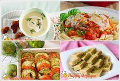 Akşam yemeği menüsü için 4 nefis tarif  >> http://www.happycenter.com.tr/yemek-tarifleri/aksam-yemegi-menusu/