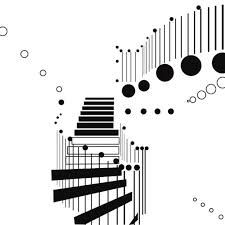 Výsledek obrázku pro point line plane design Abstract Shapes, Geometric Art, Elements Of Art, Design Elements, Plane Design, 2d Design, Principles Of Design, Black And White Abstract, Line Patterns