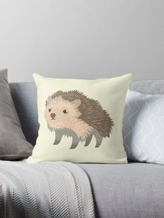 cute little spikey floof hedgehog • Also buy this artwork on home decor, apparel, stickers, and more.Super cute design for birthday presents, gifts and Christmas from RedBubble and jazzydevil designz. (Also available in mugs, cups, shirts, duvet covers, acrylic block, purse, wallet, iphone cases, baby onsies, clocks, throw pillows, samsung cases and pencil skirts.)