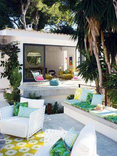 40 meilleures images du tableau Jardin Marocain | Moroccan garden ...