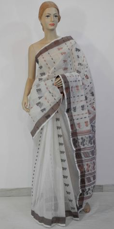 Bengal Handloom Tant Saree (Cotton) 10906 , Buy Casual Tant Sarees online, Pure Casual Tant Sarees, Trendy Casual Tant Sarees , , online shopping india, sarees , sweets, cameras, shoes, watches, appliances, apparel, sweets online in india | www.maanacreation.com