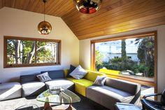 Gallery of Marine Parade / Dorrington Atcheson Architect - 3 Interior Concept, Concept Home, Modern Interior Design, Dream Furniture, Outdoor Furniture Sets, Architecture Design, New Zealand Houses, Design Moderne, Dream Decor