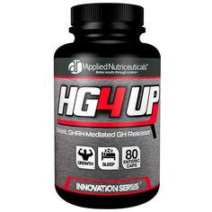 Applied Nutriceuticals HG4-UP 80 CAPS #SkinCare #AntiAging #Sports #Supplements #Fitness #BodyFitness #BodyBuilding