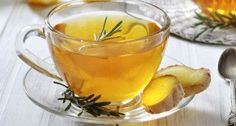 O chá de abacaxi leva gengibre, com ação termogênica / Crédito: Thinkstock