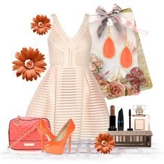 A fashion look from March 2015 featuring Maje dresses, Chinese Laundry pumps and Carvela Kurt Geiger shoulder bags. Browse and shop related looks.