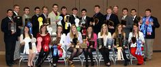 Scholars, Colton Coker, Austin Crissman and Meghan Murray participate on these award winning teams. Livestock Judging, Texas Tech, National Championship, Team Building, Sustainability, Success, Sustainable Development