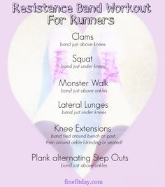Resistance Band Workout for Runners