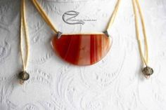 Glass Jewelry, Incense, Gold Necklace, Gold Pendant Necklace