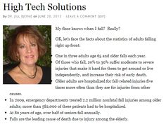 High Tech Solutions - click to read full article
