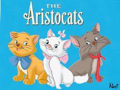 Aristocats 2 by nati010