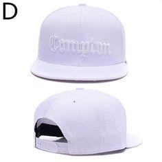 26aa27ecb1acf  SOTT  12 Colors Mens Compton Snapback Hats Bone Gorras Swag LA Snapbacks  Compton Hip Hop Baseball Cap For Adult