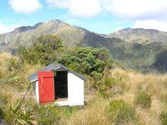 Huts! Remote Huts! Lots of them!