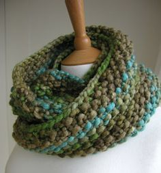 Indie Circular Scarf Instructions