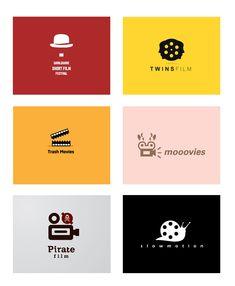 40 Film Logo Design Inspiration