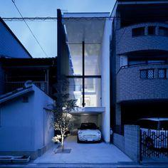House in Showa-cho, Osaka, Japan | Shintaro Fujiwara | 2010