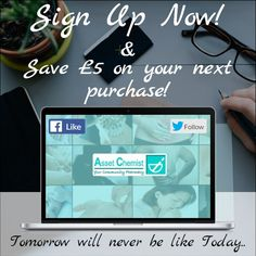 Sign up and save £5 on your next purchase! #Assetchemist - http://modo.ly/1u7F5wO