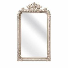 Hawkins Carved Mirror