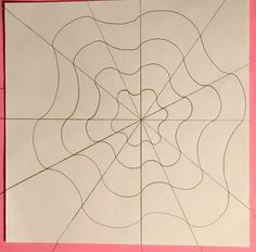 Please Note: All images seen below are of my students artwork only. These photos/lessons are not posted in any particular order regarding the flow of my curriculum. OP ART- PAPER C… Op Art Lessons, Art Lessons Elementary, Drawing Lessons, Fall Art Projects, Drawing Projects, Art Drawings For Kids, Art For Kids, 3d Art Drawing, Value In Art