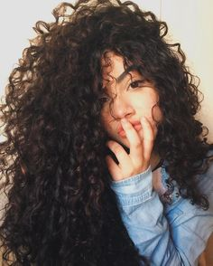 Hair is gorg. Curly Hair Styles, Curly Hair Tips, Long Curly Hair, Curly Girl, Natural Hair Styles, Pelo Natural, Natural Curls, Instagram Baddie, Dream Hair