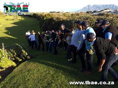 Tagtron Solutions Communication Outcome Based team building event in Cape Town, facilitated and coordinated by TBAE Team Building and Events Team Building Events, Cape Town, Communication, Dolores Park, Travel, Viajes, Trips, Communication Illustrations, Traveling
