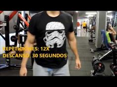 Ejercicios básicos para quemar grasas - YouTube Youtube, Mens Tops, T Shirt, Fat Burning, Core Exercises, Workout Routines, Recipes, Supreme T Shirt, Tee