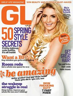 Photos: Rydel Lynch On The Cover Of Girls' Life Magazine's April/May 2015   Olivia Holt, Sabrina Carpenter