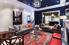 When you start making sunken living room plans you should know the advantages and disadvantages of this kind of space. It is a good thing because you could define the space and place the sofas, televisions and the fireplace at another level but if these aren't well placed it could became your worst nightmare when …