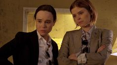 """""""Tiny Detectives"""" is a new original parody by Funny or Die (see previously) of the HBO crime drama television series True Detective that stars actresses Kate Mara and Ellen Page. The two petite det..."""