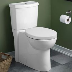 Studio Concealed Trapway Dual Flush RH EL Toilet Image