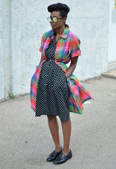 How To Wear A Dress Multiple Ways (Part 2)