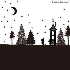 星降る夜のムーミン谷 Moomin Tattoo, Moomin Wallpaper, Moomin Valley, Tove Jansson, Little My, Art Reference, Illustration Art, Illustrations, How To Draw Hands
