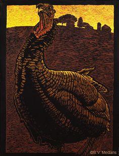 K Nakajima Woodblock Prints ... try   Wood/Lino block Carving and printing   Pinterest   Demons