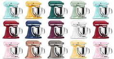 Win £500 of Lakeland vouchers and treat yourself to a KitchenAid Mixer