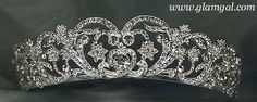 July 29, 1981: Prince Charles marries Lady Diana Spencer in Saint Paul's Cathedral. Princess Diana Wedding Tiara
