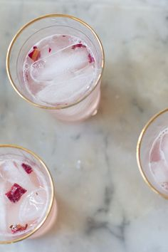 rose & rhubarb syrup | Cocktail ideas and recipes | drink menu | party cocktails | bartender | cocktail | drinks | champagne | margarita | rose | mimosa | wine