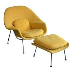 1000 images about iconic designer furniture on pinterest milo baughman herman miller and - Womb chair knock off ...
