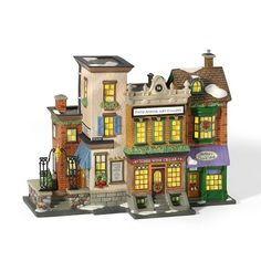 Department 56 Christmas In The City Series 5th Avenue Shoppes * This is an Amazon Affiliate link. Check this awesome product by going to the link at the image.