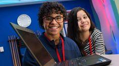 Aluno de 13 anos monta PC para colega acompanhar aula online