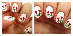All About The Beauty by K A T U S H: nails