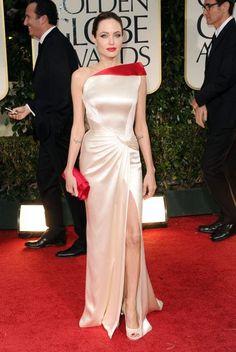 Angelina Jolie - Atelier Versace 2012