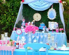 Fiesta de cumpleaños de la princesa completa por KROWNKREATIONS