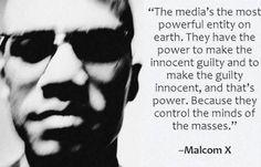 Malcom X a man who knew...