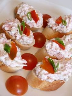 Yummy Appetizers, Appetizer Recipes, Snack Recipes, Cooking Recipes, Healthy Recipes, Snacks, Czech Recipes, Russian Recipes, Ethnic Recipes