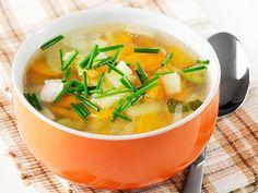 Regim alimentar în PANCREATITĂ Cooking Time, Thai Red Curry, Ethnic Recipes, Soups, Soup