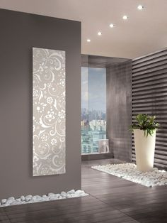 Search all products, brands and retailers of Contemporary Style Decorative radiators: discover prices, catalogues and new features Wall Radiators, Decorative Radiators, Verre Design, Glass Design, Wall Heater Cover, Electric Radiators, Designer Radiator, Dental Office Design, Home Salon