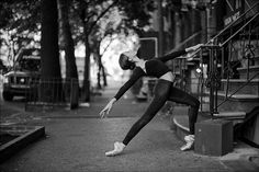 Repost from the Ballerina Project featuring the Fatal Bolero, Fatal Top and Delane Leggings by Wolford Dancers Among Us, Famous Dancers, Dance Photo Shoot, Dance Photos, Dancers Body, Ballet Dancers, Fashion Photography Poses, Dance Photography, City Dance
