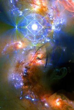As our  vibration rises our cosmic eternal self begins to perceive the magic of the universe and comes to know itself as that magic -AH