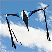 Robert Bransington's Evening Star kite